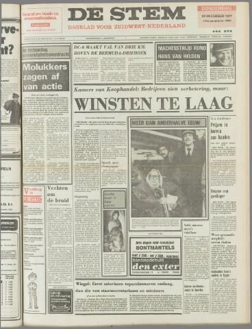 de Stem 1977-12-29