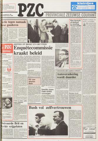 Provinciale Zeeuwse Courant 1988-03-09