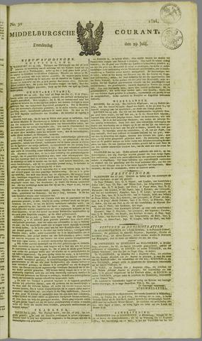 Middelburgsche Courant 1824-07-29