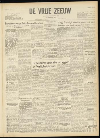 de Vrije Zeeuw 1956-10-31