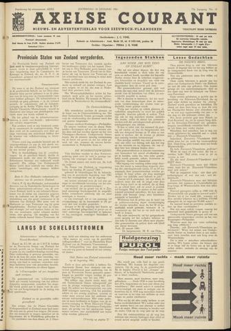 Axelsche Courant 1961-01-28