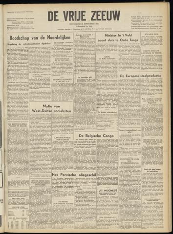 de Vrije Zeeuw 1951-09-26