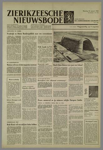 Zierikzeesche Nieuwsbode 1963-01-21