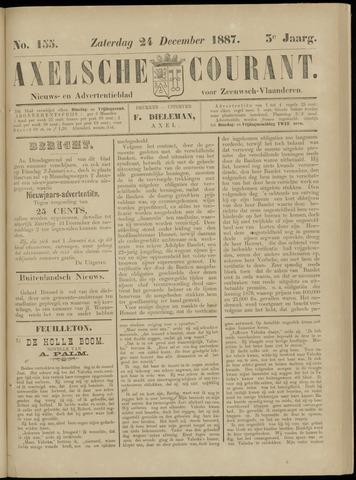 Axelsche Courant 1887-12-24