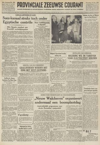 Provinciale Zeeuwse Courant 1951-10-15