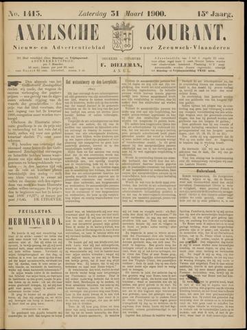 Axelsche Courant 1900-03-31