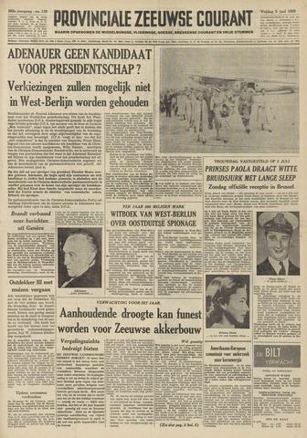 Provinciale Zeeuwse Courant 1959-06-05