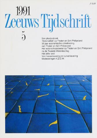 Zeeuws Tijdschrift 1991-09-01