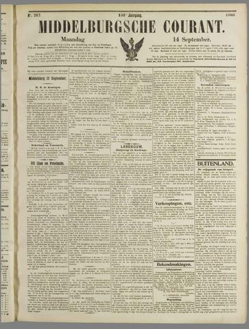 Middelburgsche Courant 1908-09-14