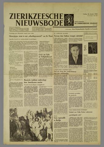Zierikzeesche Nieuwsbode 1962-10-26
