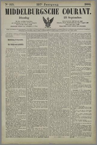 Middelburgsche Courant 1884-09-23
