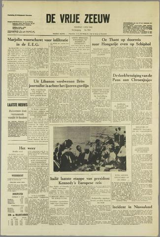 de Vrije Zeeuw 1963-07-02