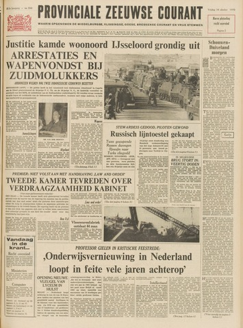 Provinciale Zeeuwse Courant 1970-10-16