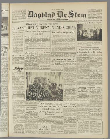 de Stem 1954-07-21