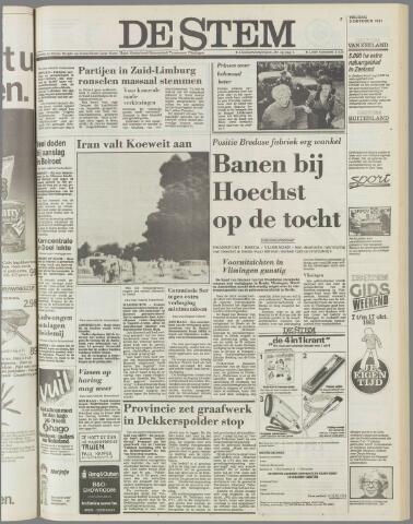 de Stem 1981-10-02