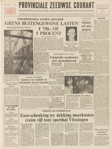 Provinciale Zeeuwse Courant 1967-11-15