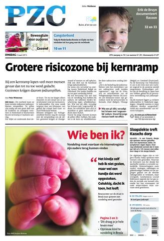 Provinciale Zeeuwse Courant 2015-03-03