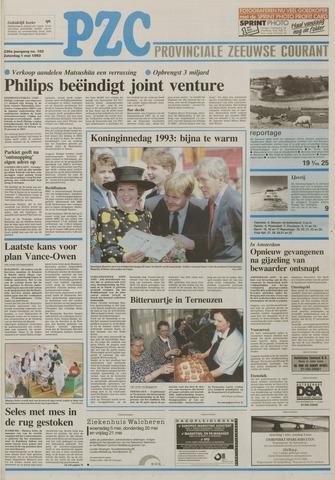 Provinciale Zeeuwse Courant 1993-05-01