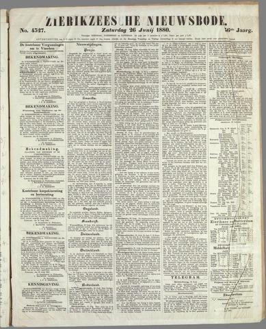 Zierikzeesche Nieuwsbode 1880-06-26