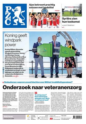 Provinciale Zeeuwse Courant 2019-05-16