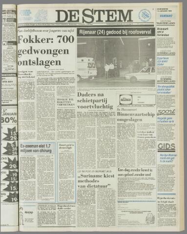 de Stem 1983-01-12