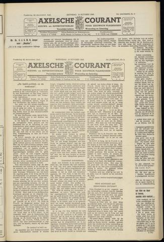 Axelsche Courant 1949-10-26