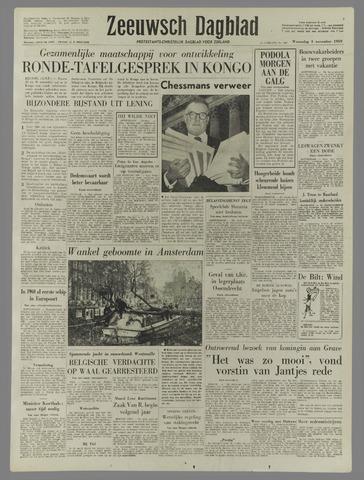 Zeeuwsch Dagblad 1959-11-04