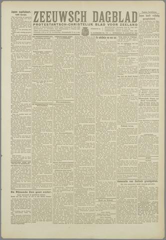 Zeeuwsch Dagblad 1945-08-15