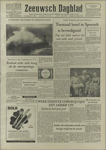 Zeeuwsch Dagblad 1957-11-05