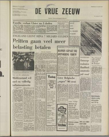 de Vrije Zeeuw 1974-03-27