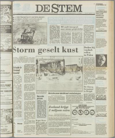de Stem 1981-11-25