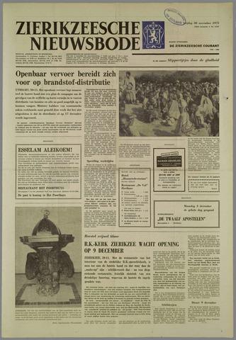 Zierikzeesche Nieuwsbode 1973-11-30