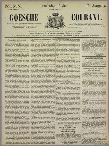 Goessche Courant 1880-07-15