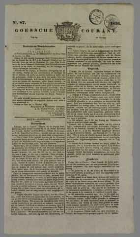 Goessche Courant 1836-10-28