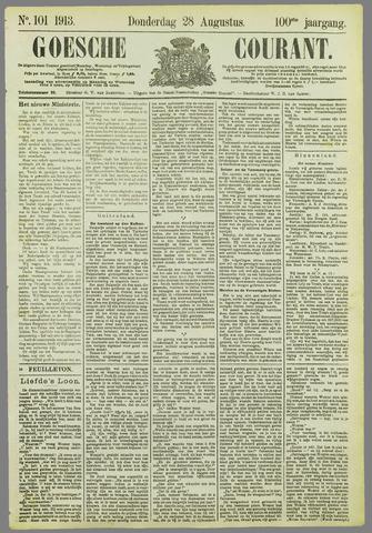 Goessche Courant 1913-08-28
