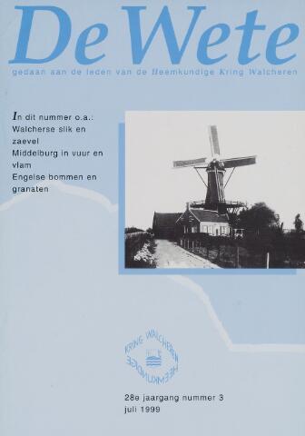 de Wete 1999-07-01