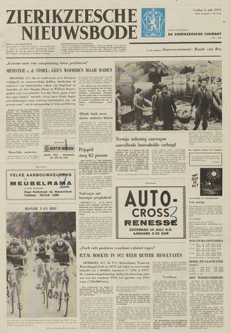 Zierikzeesche Nieuwsbode 1973-07-06