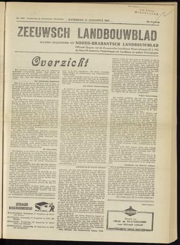 Zeeuwsch landbouwblad ... ZLM land- en tuinbouwblad 1955-08-13