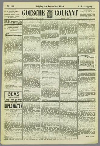 Goessche Courant 1929-12-20