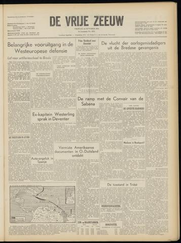 de Vrije Zeeuw 1953-10-16