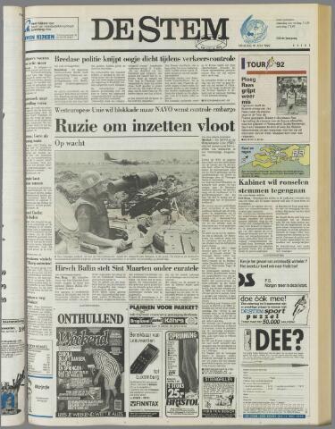 de Stem 1992-07-10
