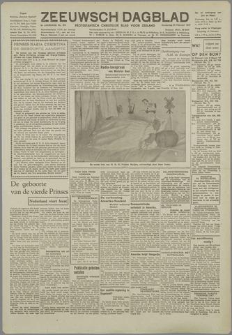 Zeeuwsch Dagblad 1947-02-20