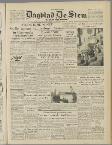 de Stem 1954-06-21