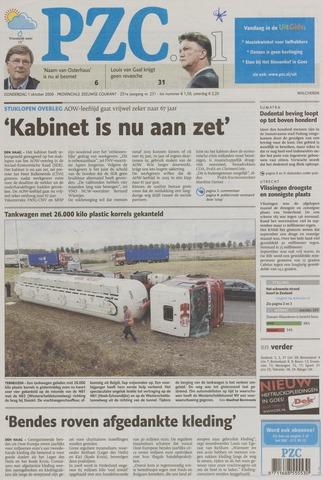Provinciale Zeeuwse Courant 2009-10-01