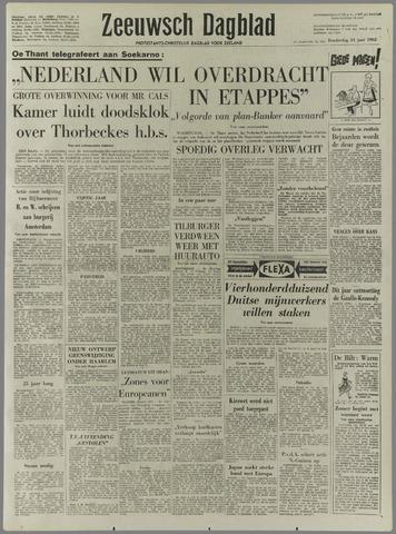 Zeeuwsch Dagblad 1962-06-21