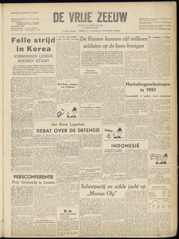 de Vrije Zeeuw 1951-02-16