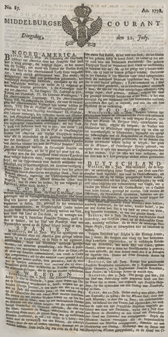 Middelburgsche Courant 1778-07-21