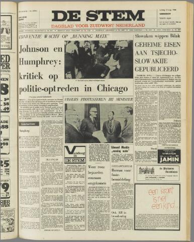 de Stem 1968-08-30