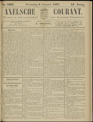 Axelsche Courant 1897