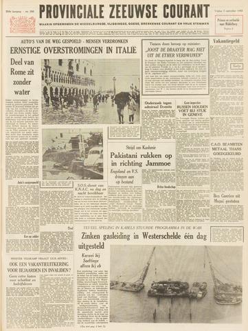 Provinciale Zeeuwse Courant 1965-09-03